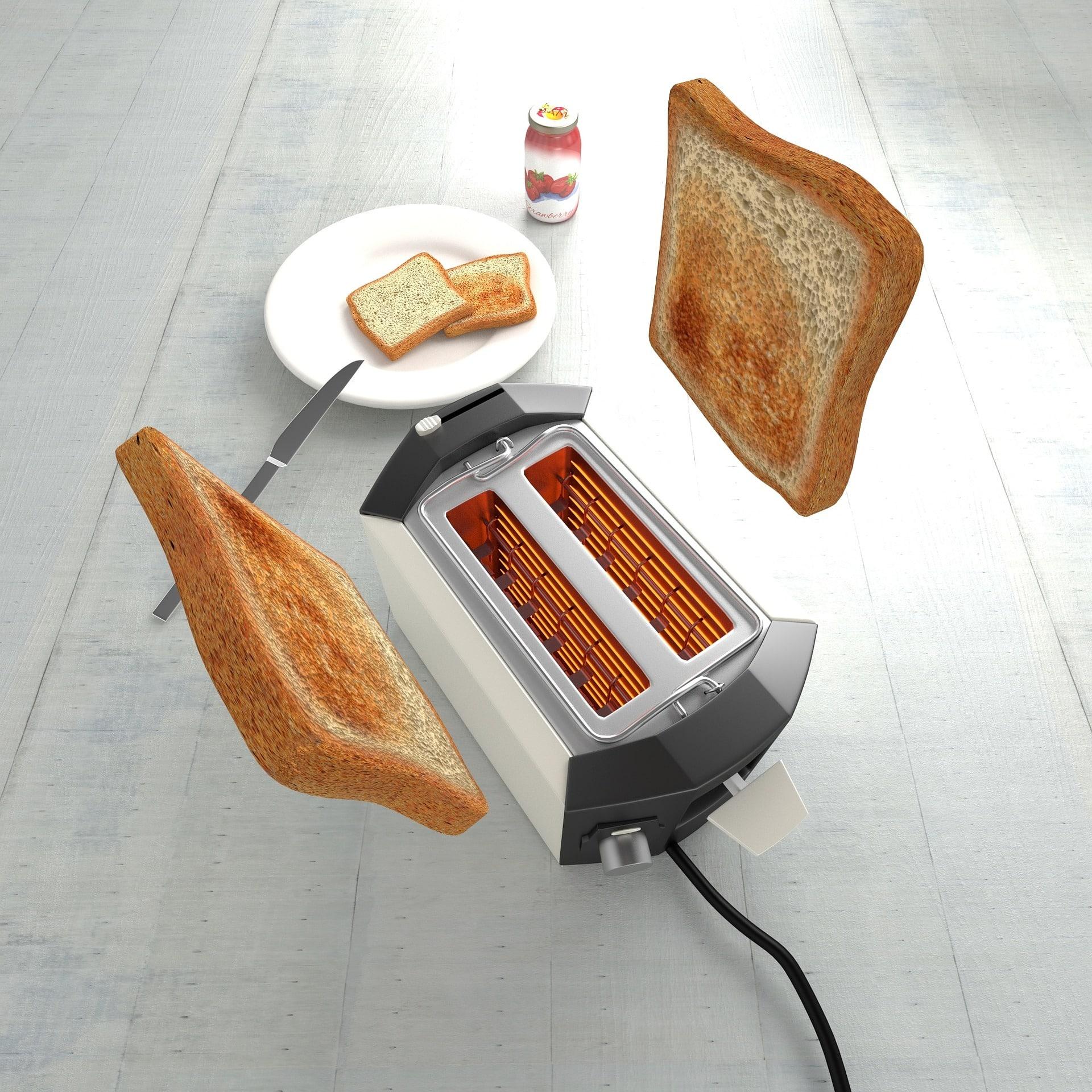 Slice Slot Toaster