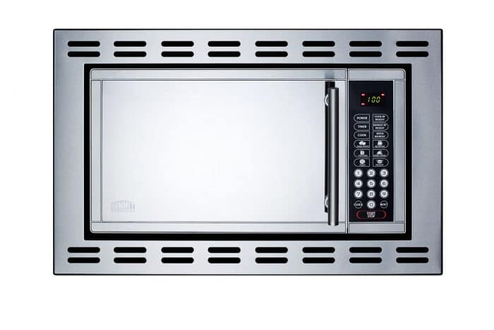 Built-in Microwave Size Guide