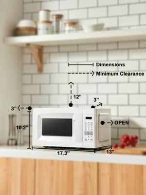 COMFEE Small Microwave