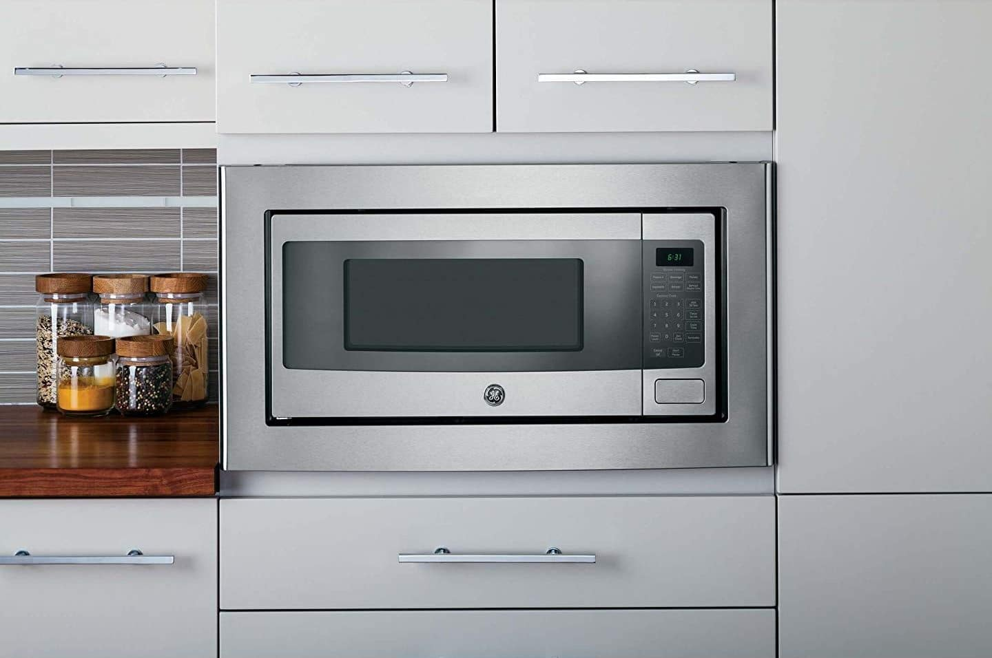 GE Built in Microwave