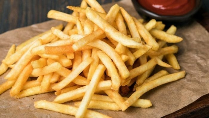 How to Reheat French Fries in Microwave