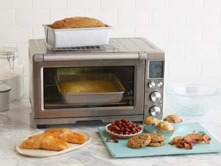 Toaster Oven Baking