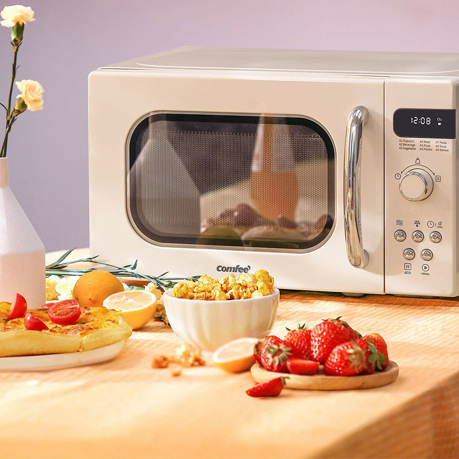 microwave electromagnetic Radiation