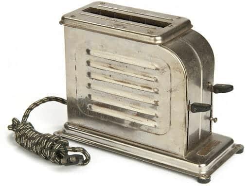 First Pop Up Toaster