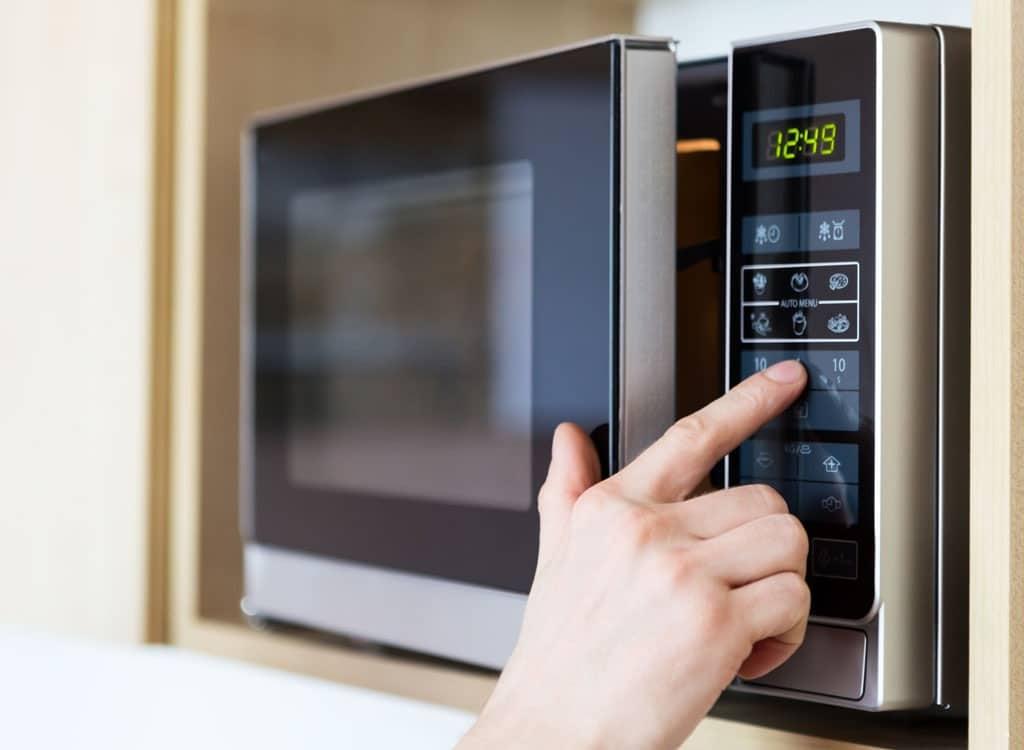 reheat microwave