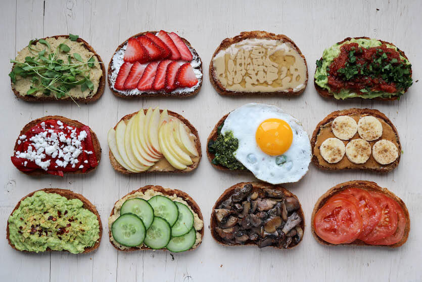 Toast Toppings