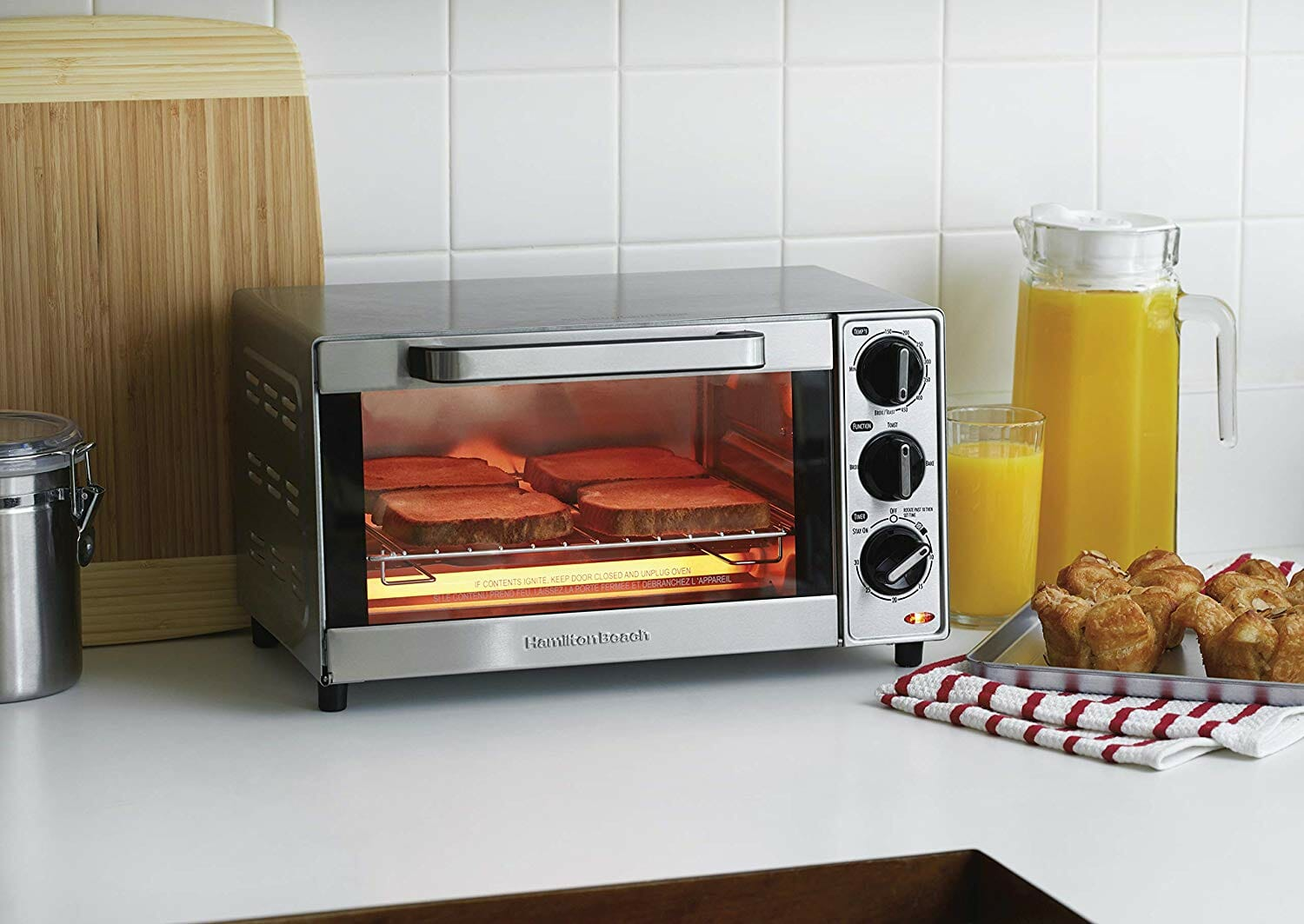best toaster ovens for reheating food