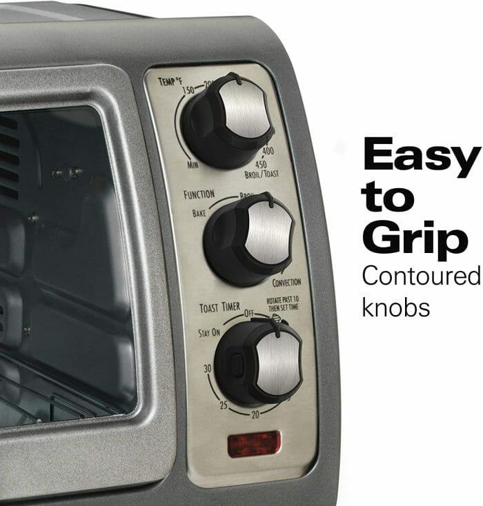best 6 slice toaster oven