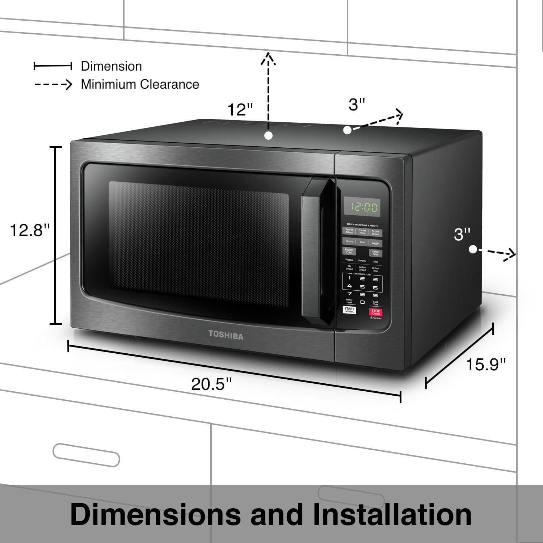 Best 1100 Watt Microwave Ovens