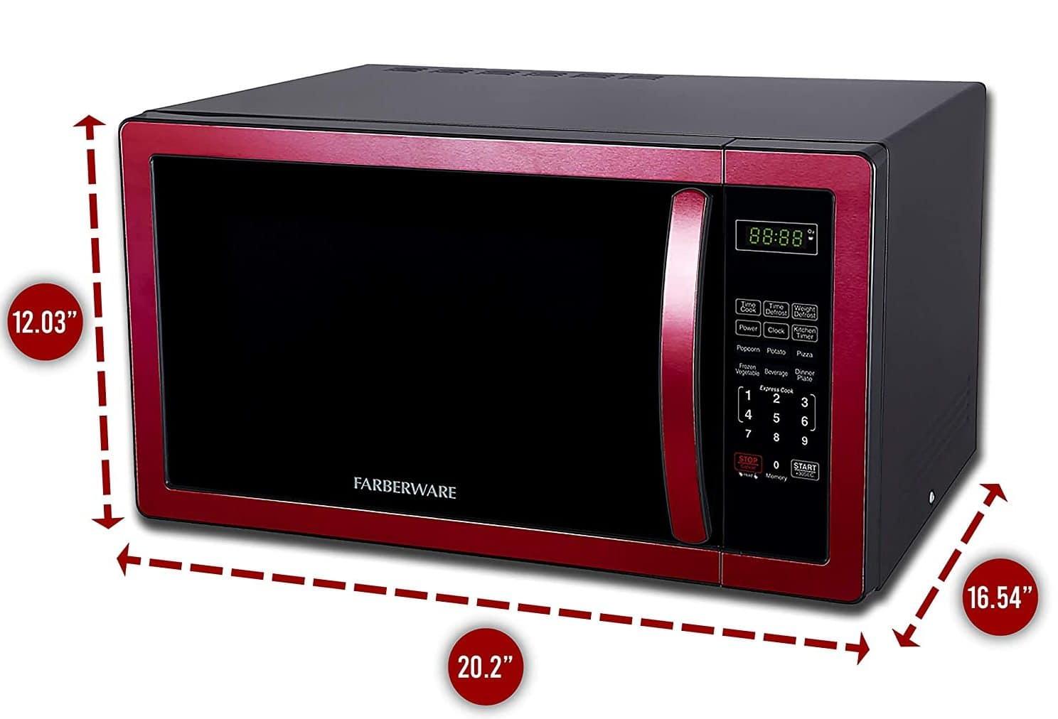 Best 1000 watt microwave oven