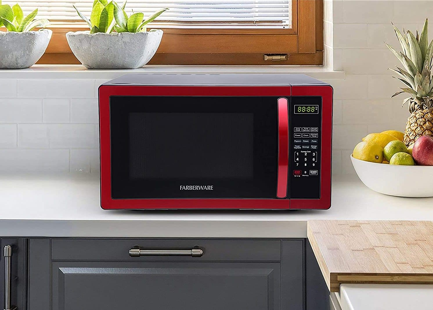 Best 1000 watt microwave oven featured