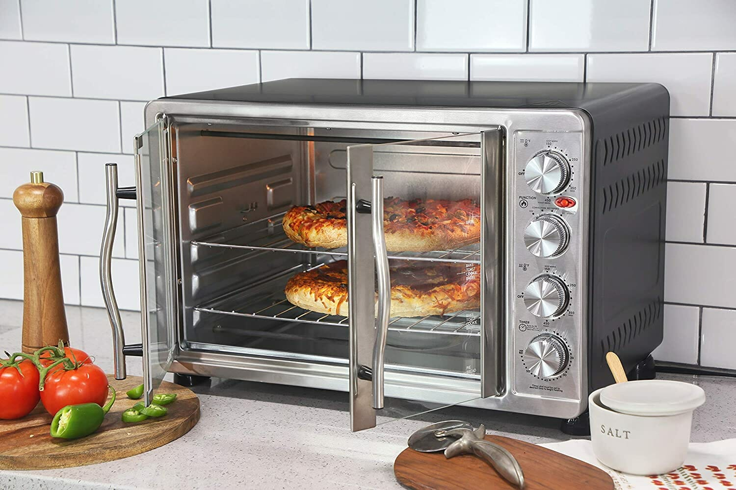 Best Toaster Ovens with French Doors