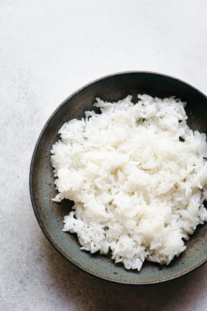 How to Microwave Jasmine Rice