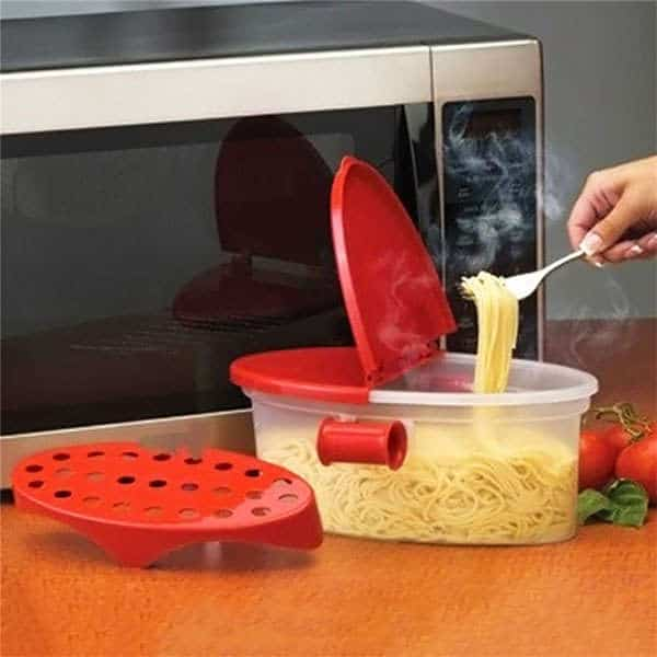 How Long to Reheat Pasta in Microwave