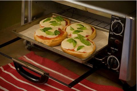 Pizza Bagel Microwave