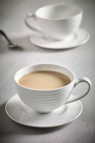 Saucer cup