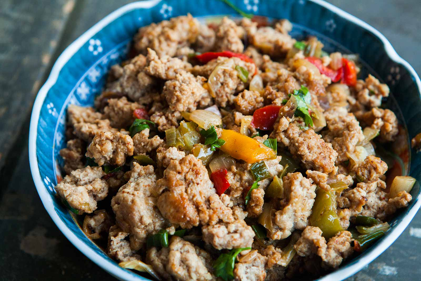 how to thaw ground turkey in microwave