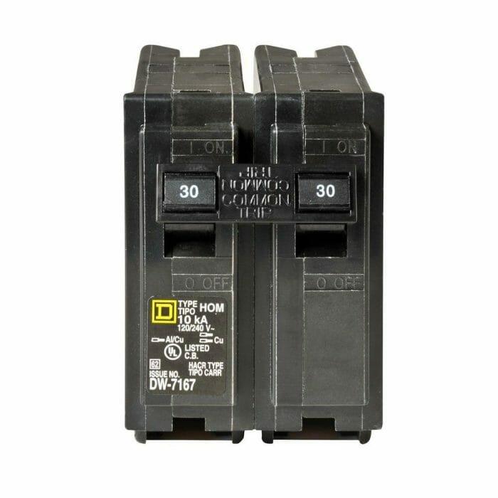 30 amp circuit breaker