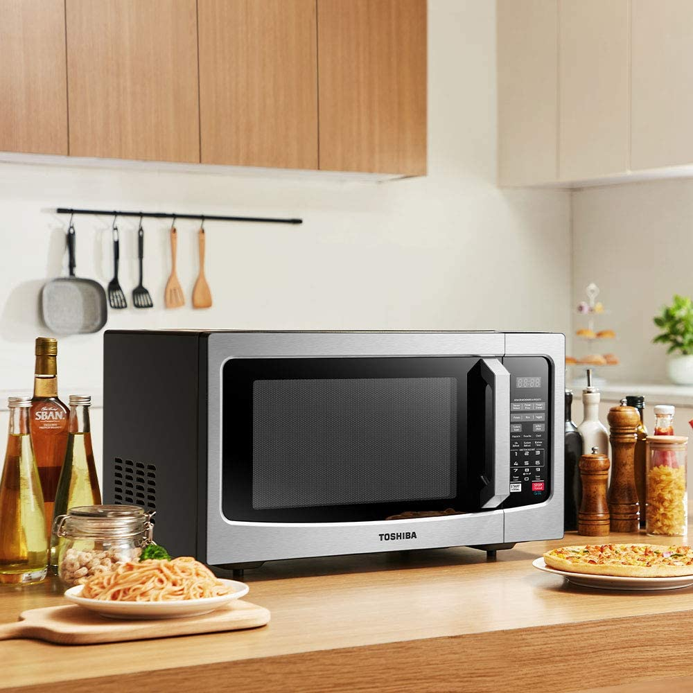 Best Stainless Steel Microwaves