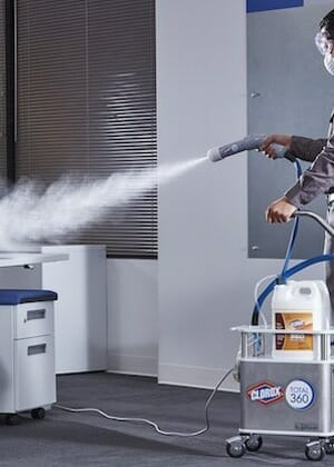 Commercial Disinfectant