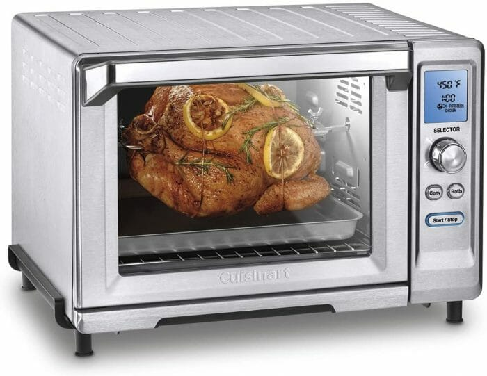 Cuisinart TOB-200N Rotisserie Convection oven