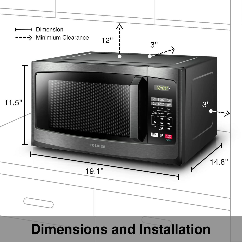 Best Microwaves for Dorm