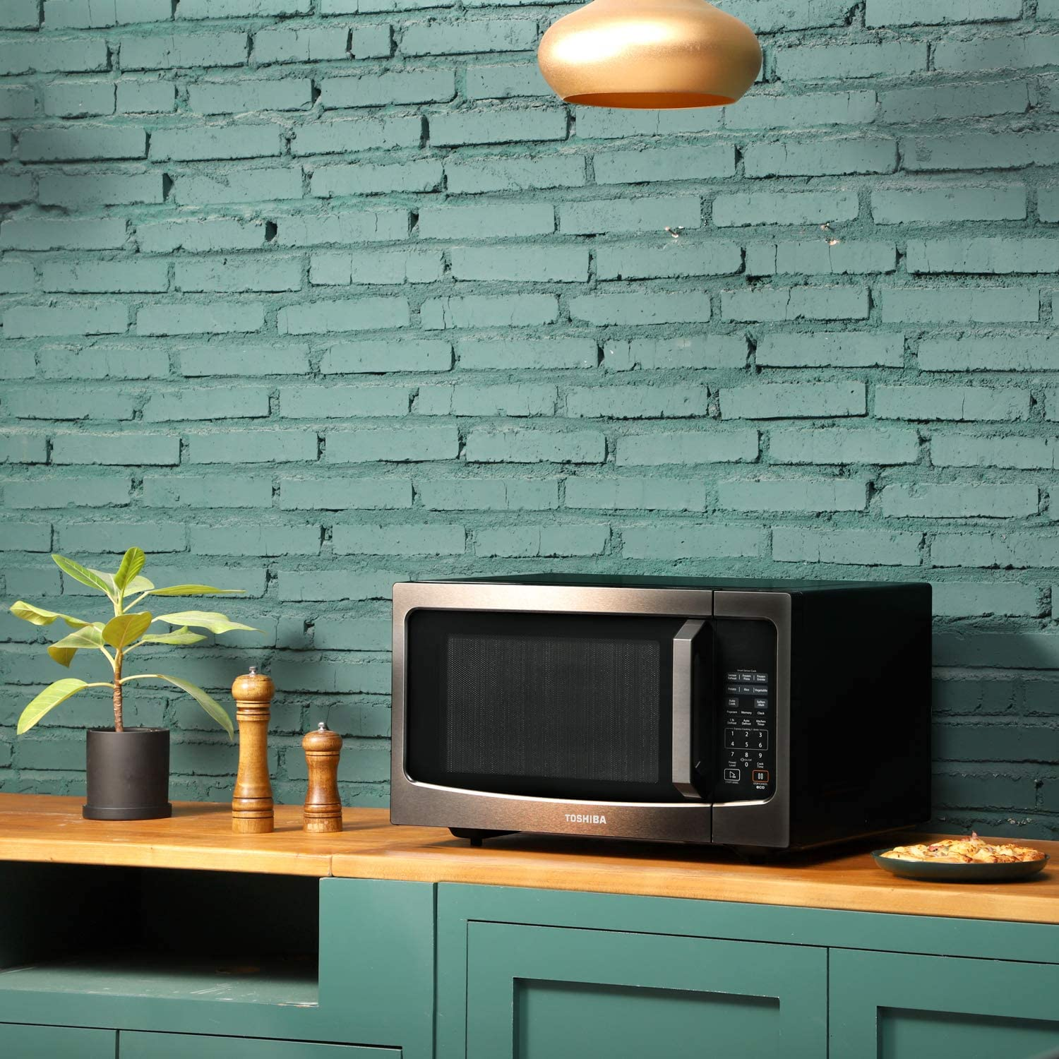 best 1200 watts microwave oven