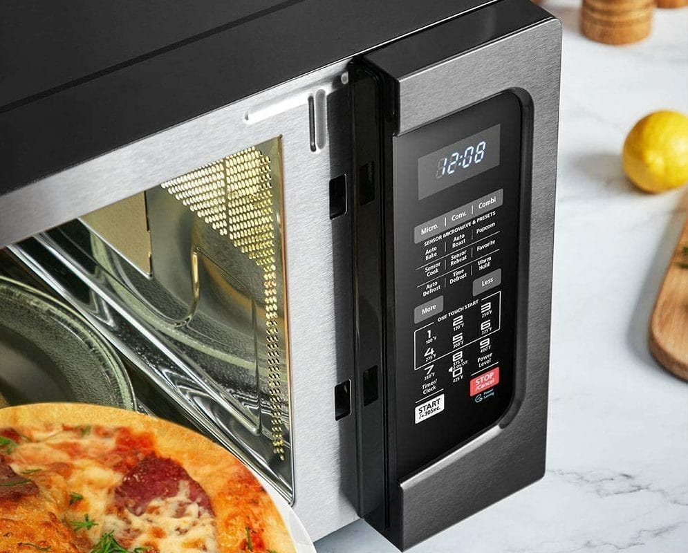 best midsize countertop microwave ovens