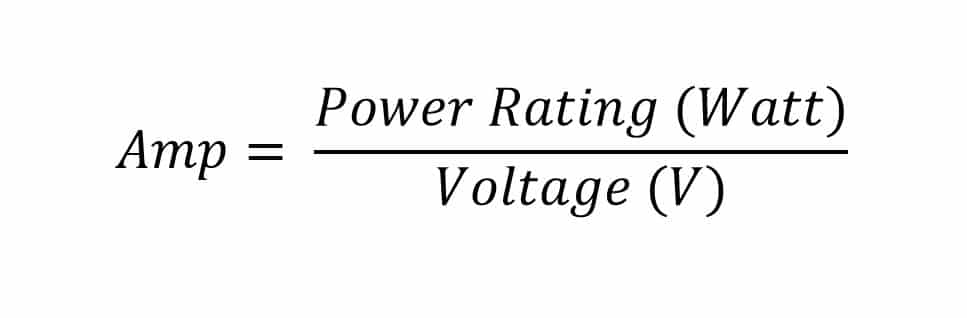 Microwave Wattage Input or Output