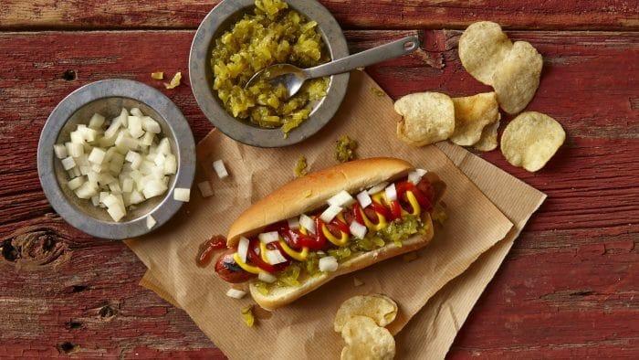 Hotdog Made
