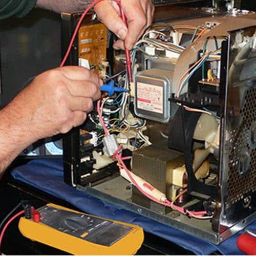 Repariting Microwave Oven