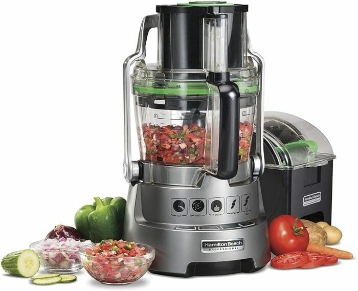 Best food processor for chopping vegetables