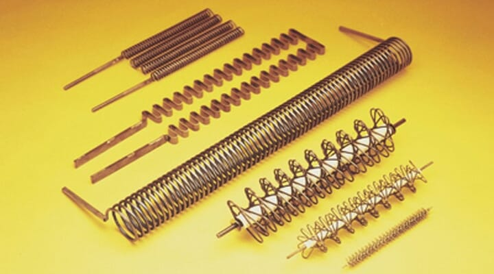 Heating Element Types