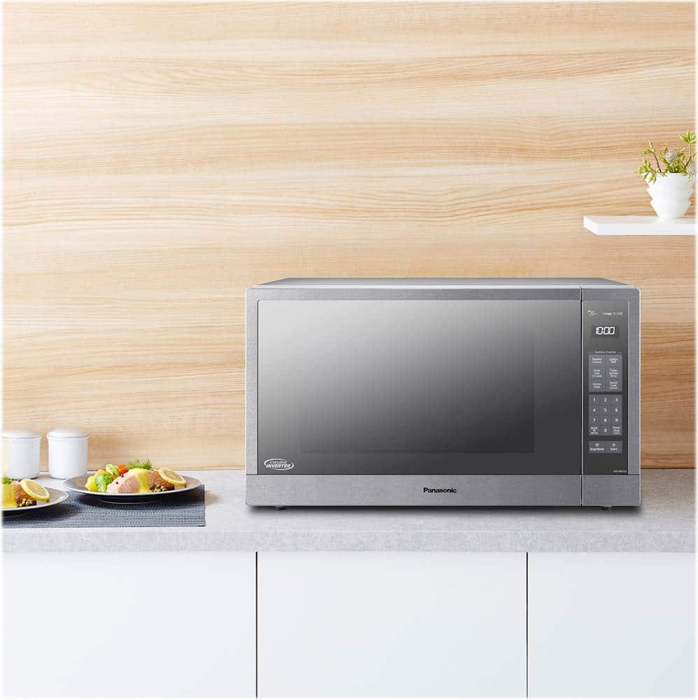 Sizes of microwave ovens