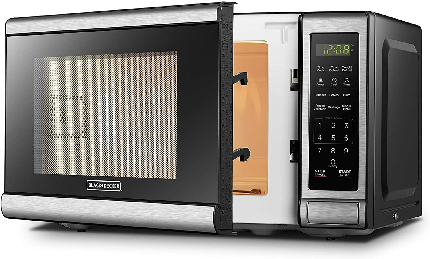 best 0.7 CU Ft Microwave