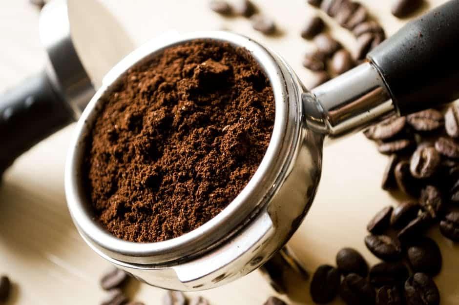 Coffee grinding in food processor