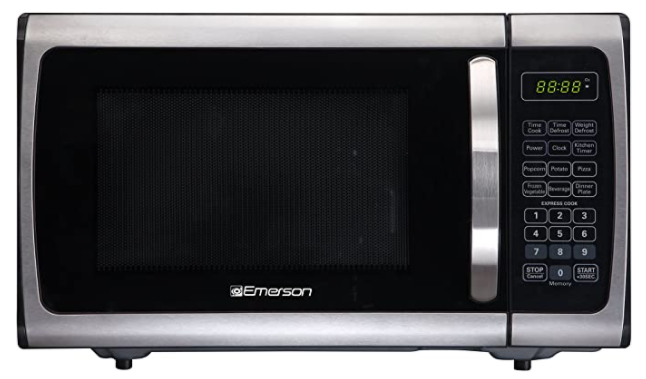Emerson microwave oven