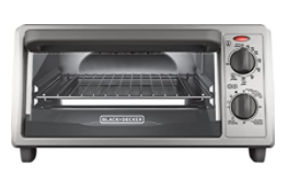 Black+Decker toaster oven