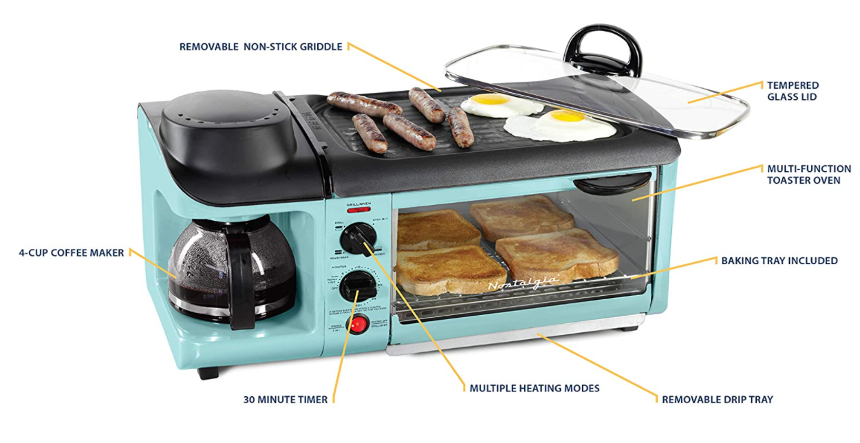 cyan oven