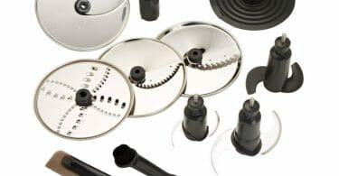 sharp circles for a food processor
